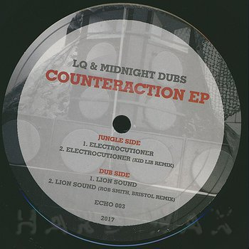 Cover art - LQ & Midnight Dubs: Counteraction EP