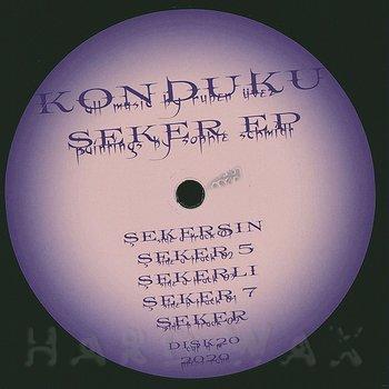 Cover art - Konduku: Şeker