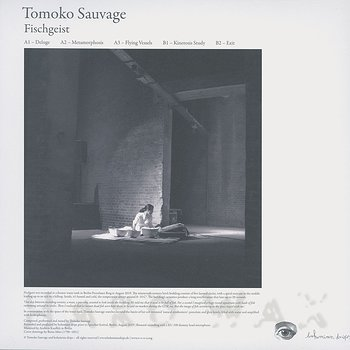 Cover art - Tomoko Sauvage: Fischgeist