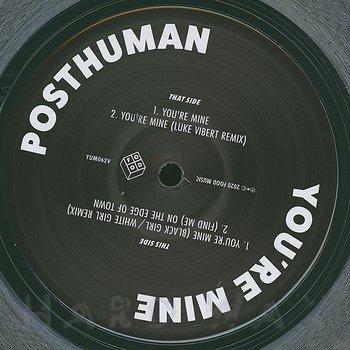 Cover art - Posthuman: You're Mine