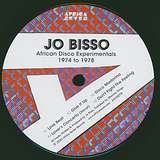 Cover art - Jo Bisso: African Disco Experimentals (1974 to 1978)