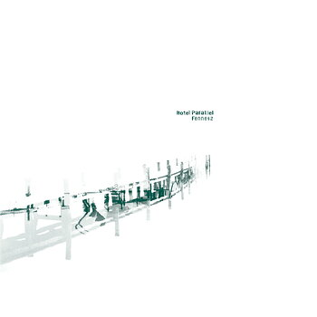 Cover art - Fennesz: Hotel Paral.lel