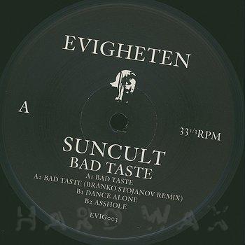Cover art - Suncult: Bad Taste
