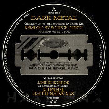 Cover art - Source Direct: Dark Metal (Remix) / Stonekiller (Remix)