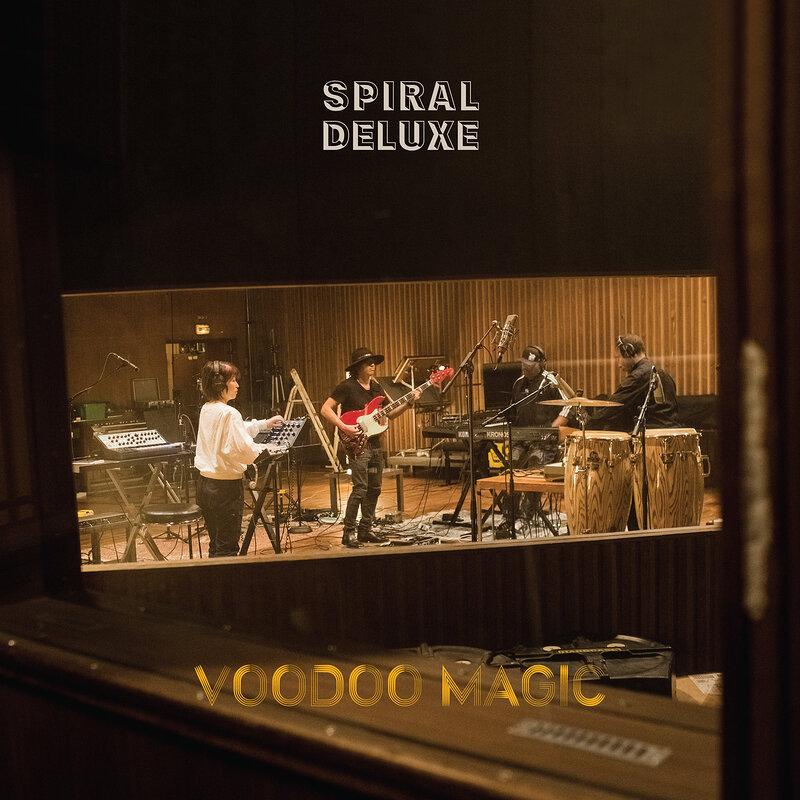 Cover art - Spiral Deluxe: Voodoo Magic