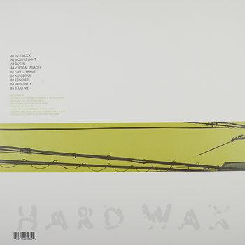 Cover art - Frank Bretschneider & Taylor Deupree: Balance
