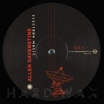 Cover art - Allen Ravenstine: Electron Music / Shore Leave