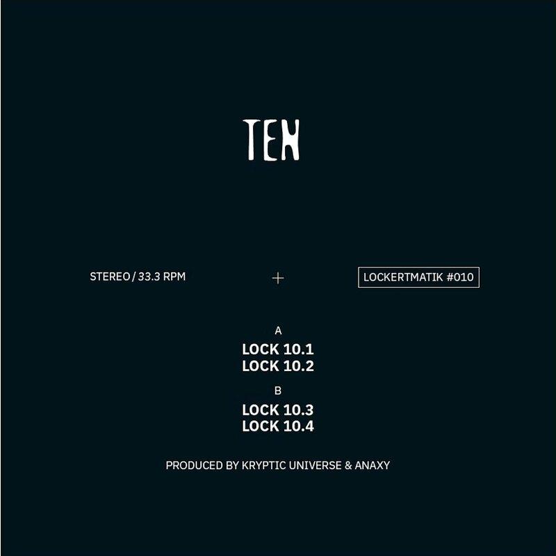 Cover art - Various Artists: Ten