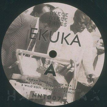 Cover art - Ekuka Morris Sirikiti: Ekuka