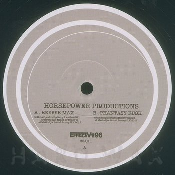 Cover art - Horsepower Productions: Reefer Max