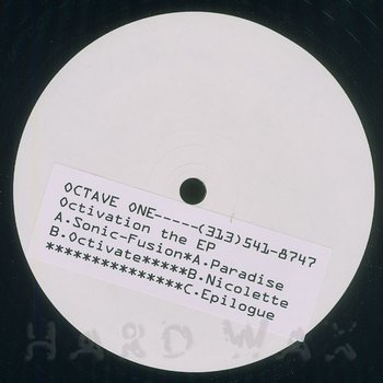 Cover art - Octave One: Octivation EP