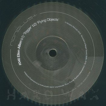 Cover art - Ellen Allien: Take A Stand EP