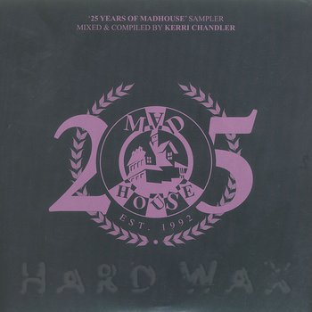 Cover art - Various Atists: 25 Years Of Madhouse