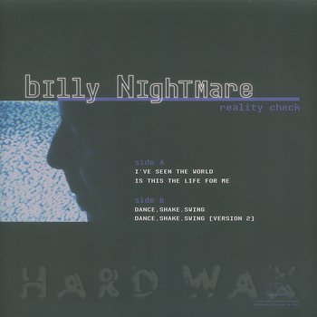 Cover art - Billy Nightmare: Reality Check EP