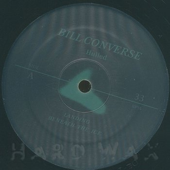 Cover art - Bill Converse: Hulled EP