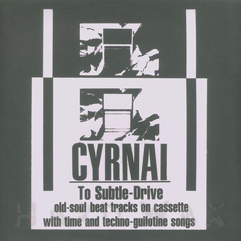 Cover art - Cyrnai: To Subtle-Drive