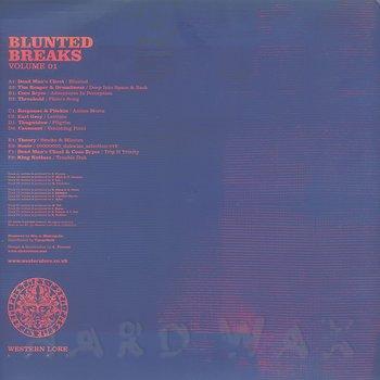 Cover art - Various Artists: Western Lore Presents - Blunted Breaks Vol.1