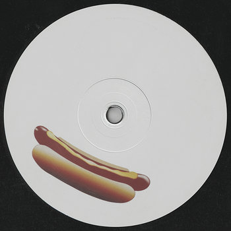 Cover art - Rupert Marnie: Dog EP