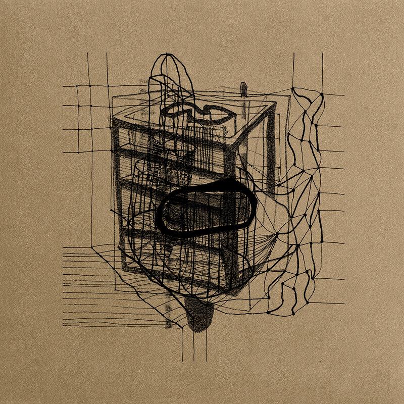 Cover art - Jean-Luc Guionnet & Daichi Yoshikawa: Intervivos