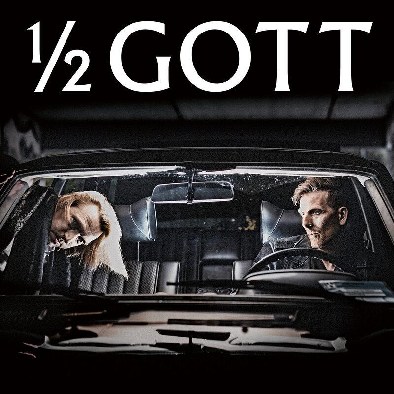 Cover art - ½ Gott: ½ Gott
