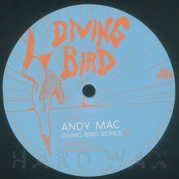 Cover art - Andy Mac: Diving Bird 3