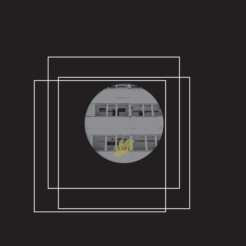 Cover art - Discrete Circuit & Mark Broom: MBDC