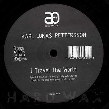 Cover art - Karl Lukas Pettersson: Paradise Island