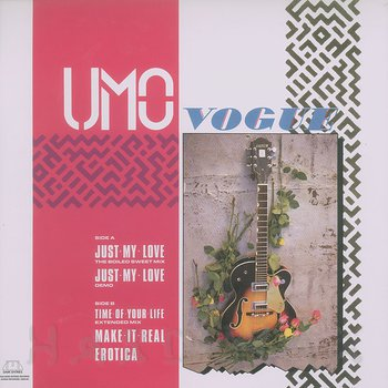 Cover art - Umo Vogue: Just My Love EP