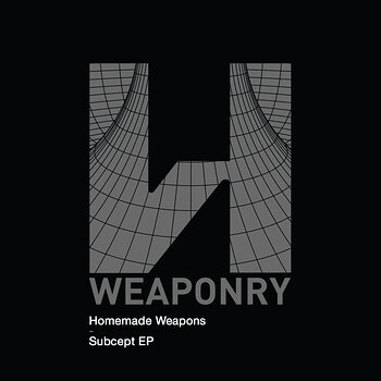 Cover art - Homemade Weapons: Subcept EP