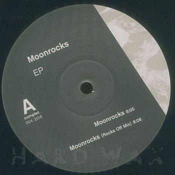 Cover art - Comfort Zone: Moonrocks EP
