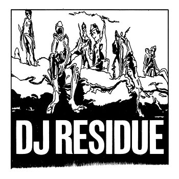 Cover art - DJ Residue: 211 Circles of Rushing Water
