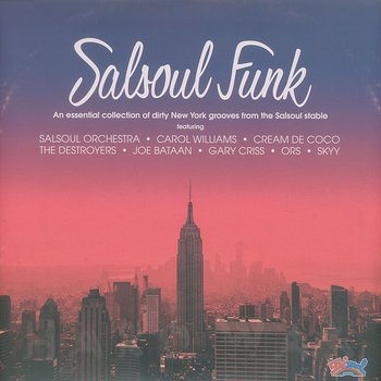 Cover art - Various Artists: Salsoul Funk