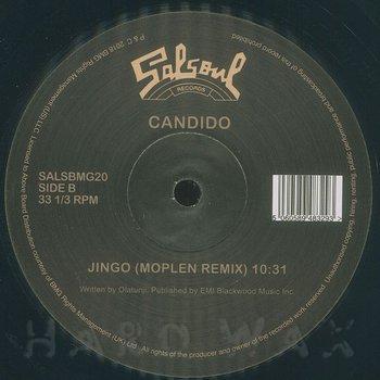 Cover art - First Choice / Candido: Moplen Remixes