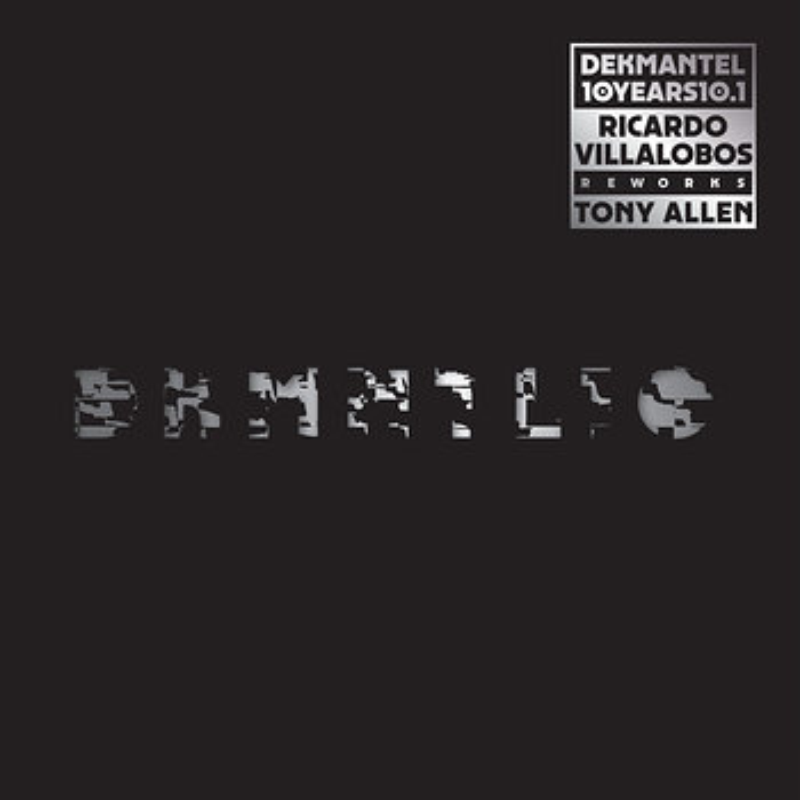 Cover art - Tony Allen & Ricardo Villalobos: Dekmantel 10 Years 10.1