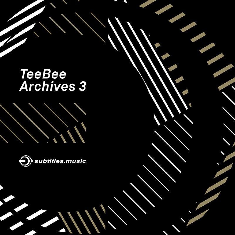 Cover art - Teebee: Archives 3