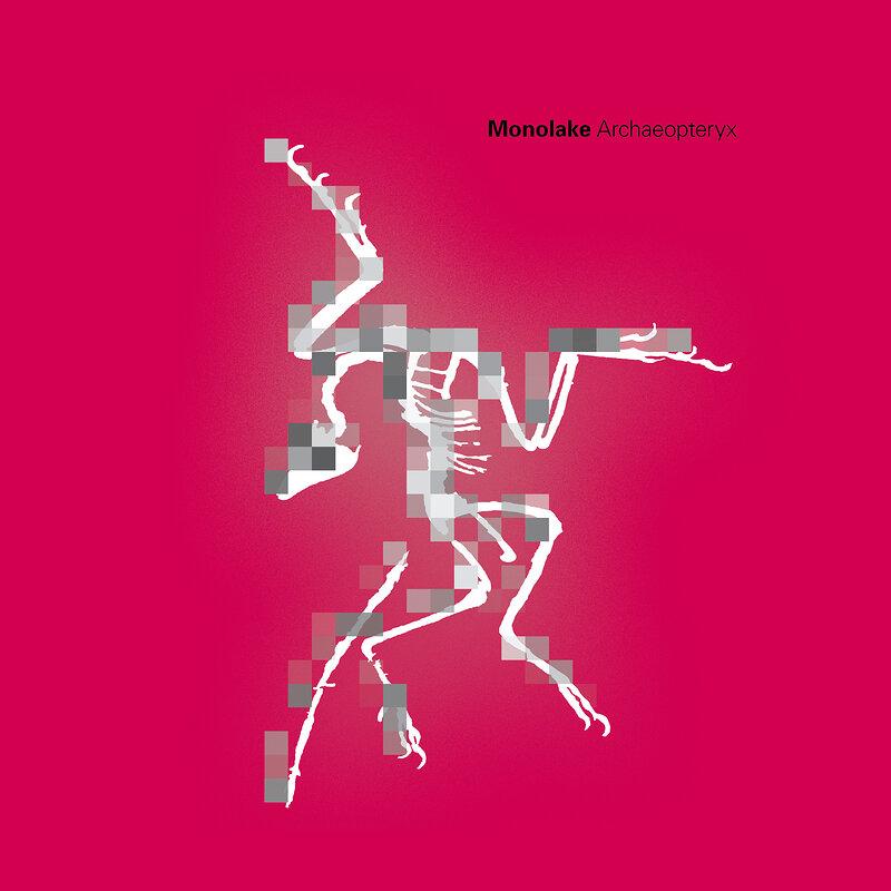 Cover art - Monolake: Archaeopteryx