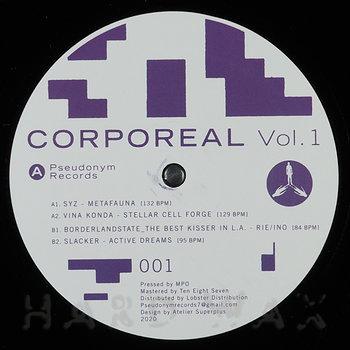 Cover art - Various Artists: Corporeal Vol. 1