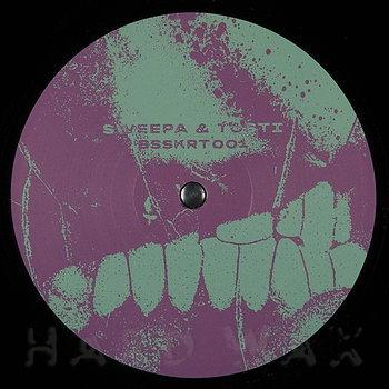 Cover art - Sweepa & Tosti: Kopstoot EP