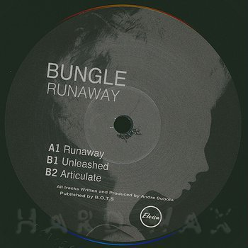 Cover art - Bungle: Runaway