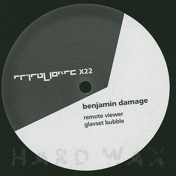 Cover art - Benjamin Damage: Algorithm