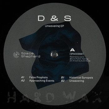 Cover art - D&S: Unwavering