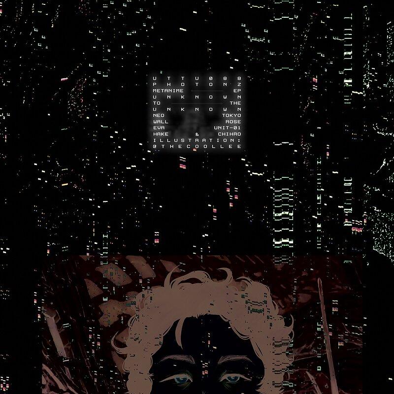 Cover art - Photonz: Metanime EP