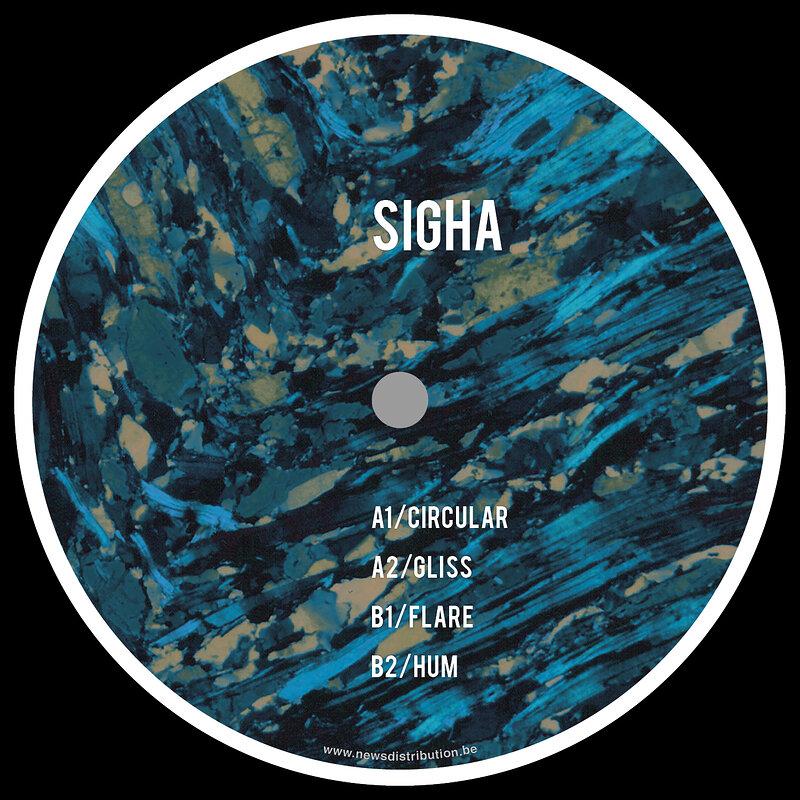 Cover art - Sigha: Untitled