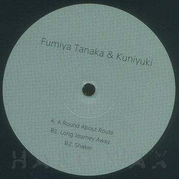Cover art - Fumiya Tanaka & Kuniyuki: EP