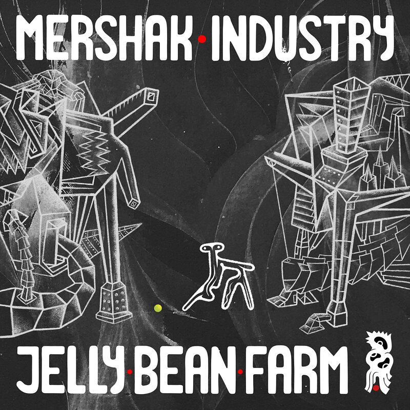 Cover art - Mershak: Industry