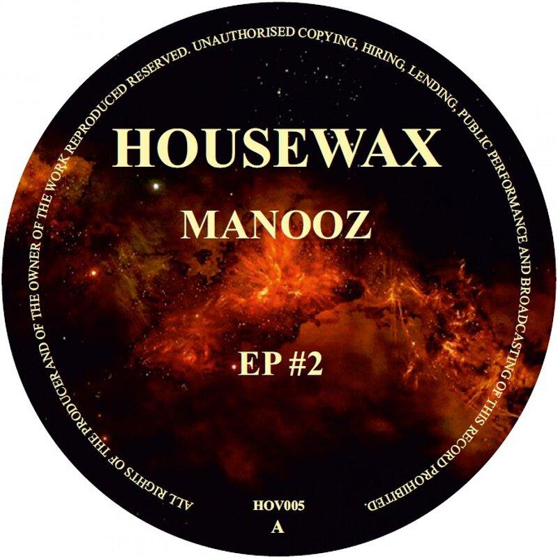 Cover art - Manooz: EP #2