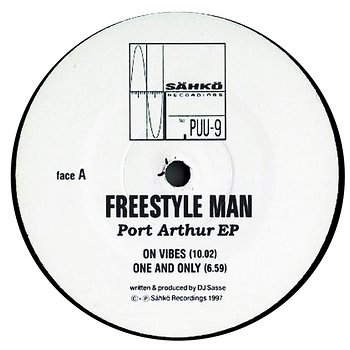 Cover art - Freestyle Man: Port Arthur EP