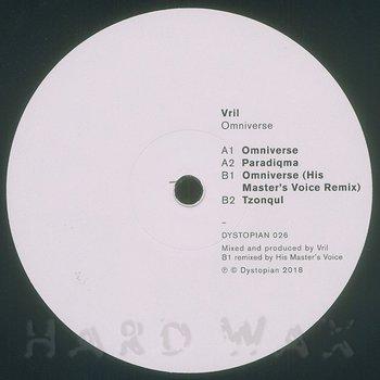 Cover art - Vril: Omniverse
