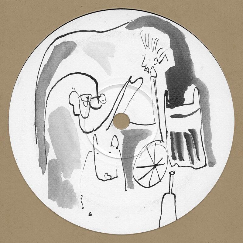 Cover art - Robert Fleck: Soft Focus EP