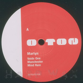 Cover art - Martyn: Voids